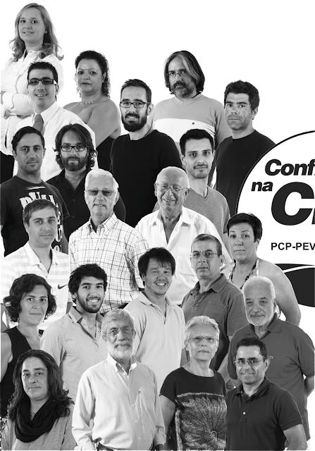 Jornal CDU por Ourém
