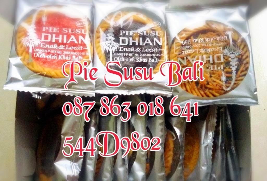 Order Pie Susu Khas Bali Paling Murah