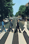 The Beatles Abbey Road iphone,android wallpaper