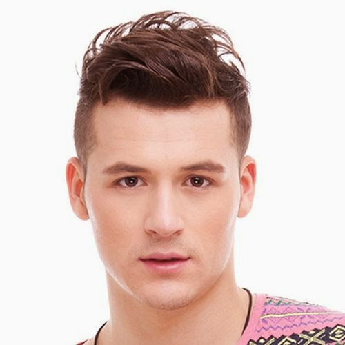 40 Model Rambut Pendek Untuk Pria 2015