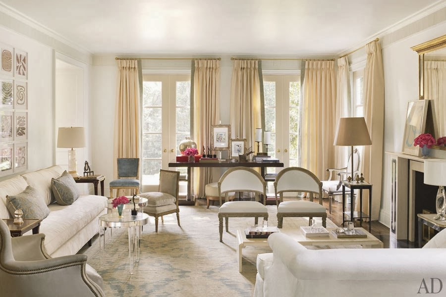Dooley Noted Style Designer Crush Suzanne Kasler Interiors
