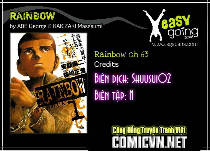 Rainbow chap 65 Trang 1 - p0sixspwn.com