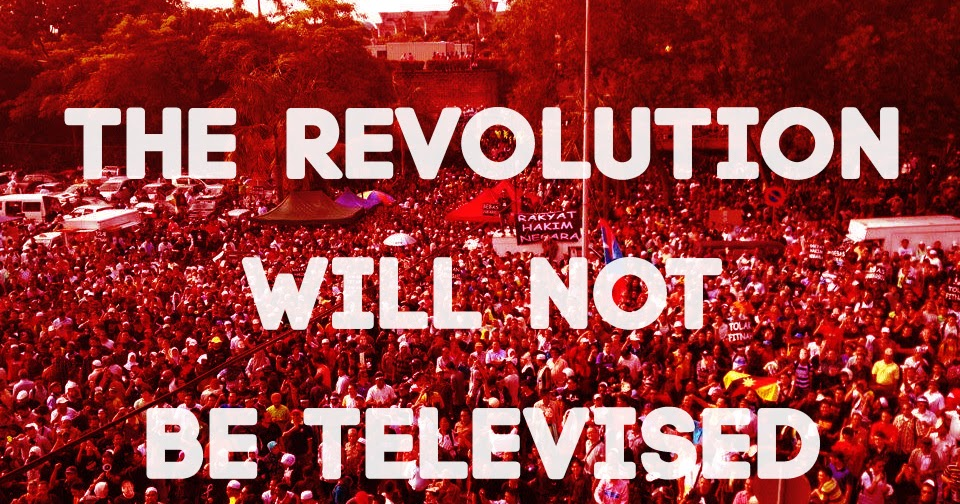The Revolution Will Not Be Televised by Gil Scott-Heron ...