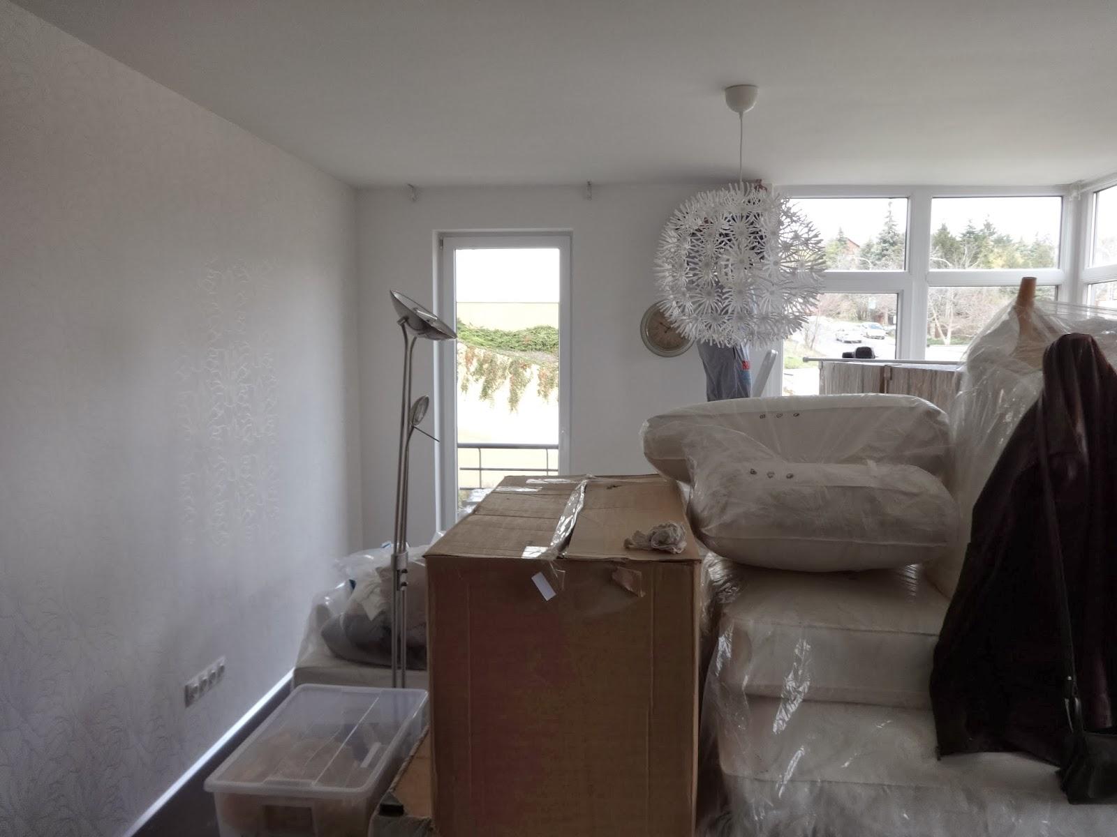 Home Staging előtt - nappali