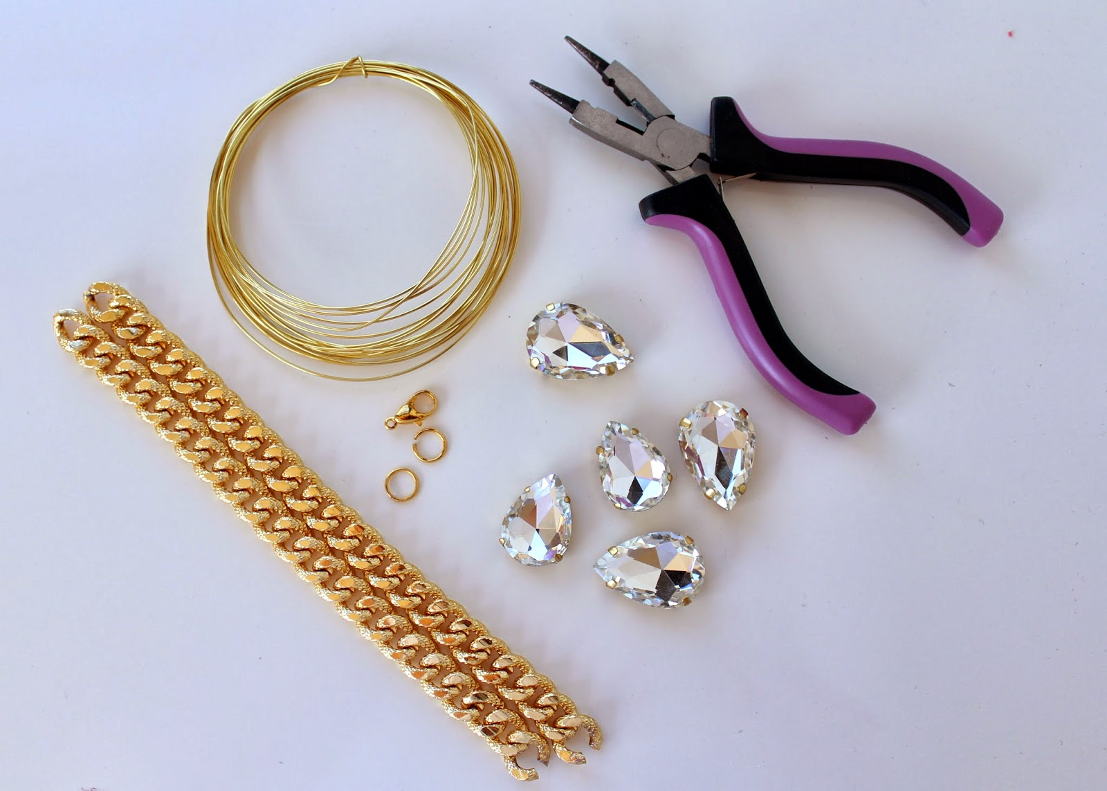 DIY; Necklace; easy diy necklace; jcrew