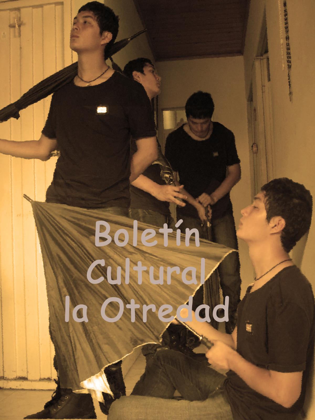 Boletín Cultural la Otredad # 34