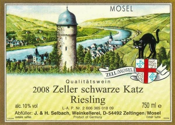 Black Cat Riesling Germany