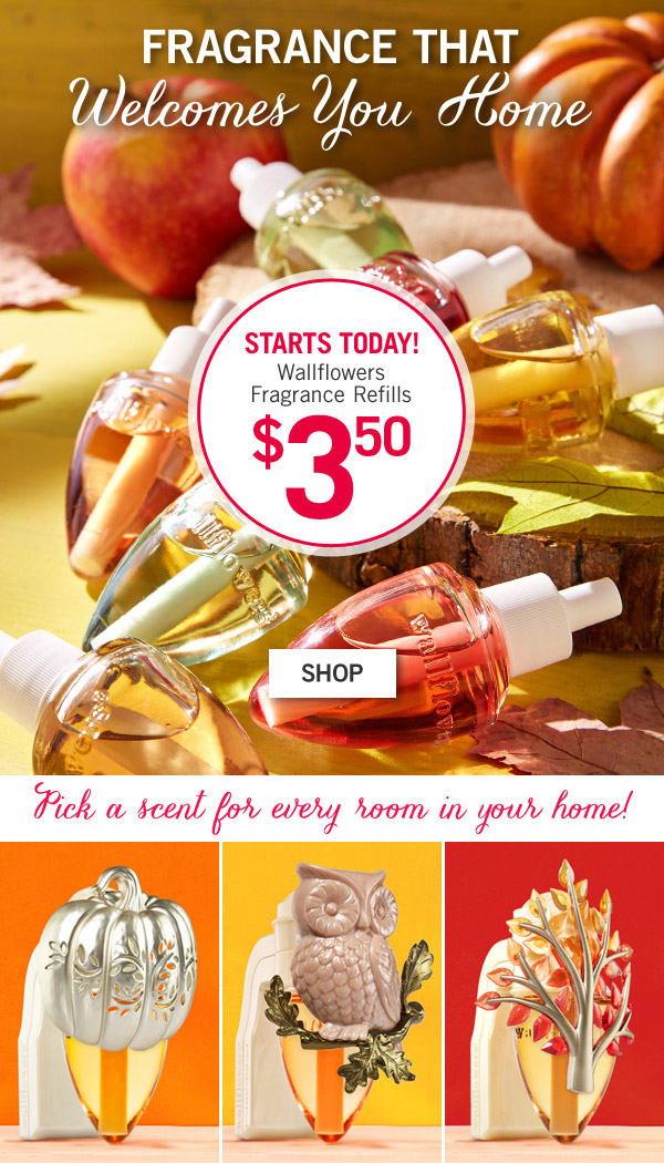 Life Inside The Page Bath Body Works Today 39 S Email October 5 2015