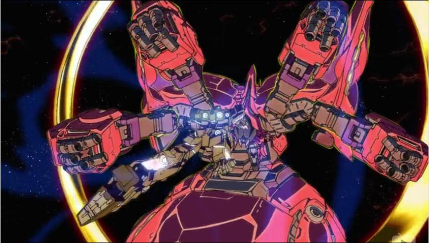 GUNDAM GUY: Gundam UC Episode 7: NZ-999 Neo Zeong [SPOILER ...