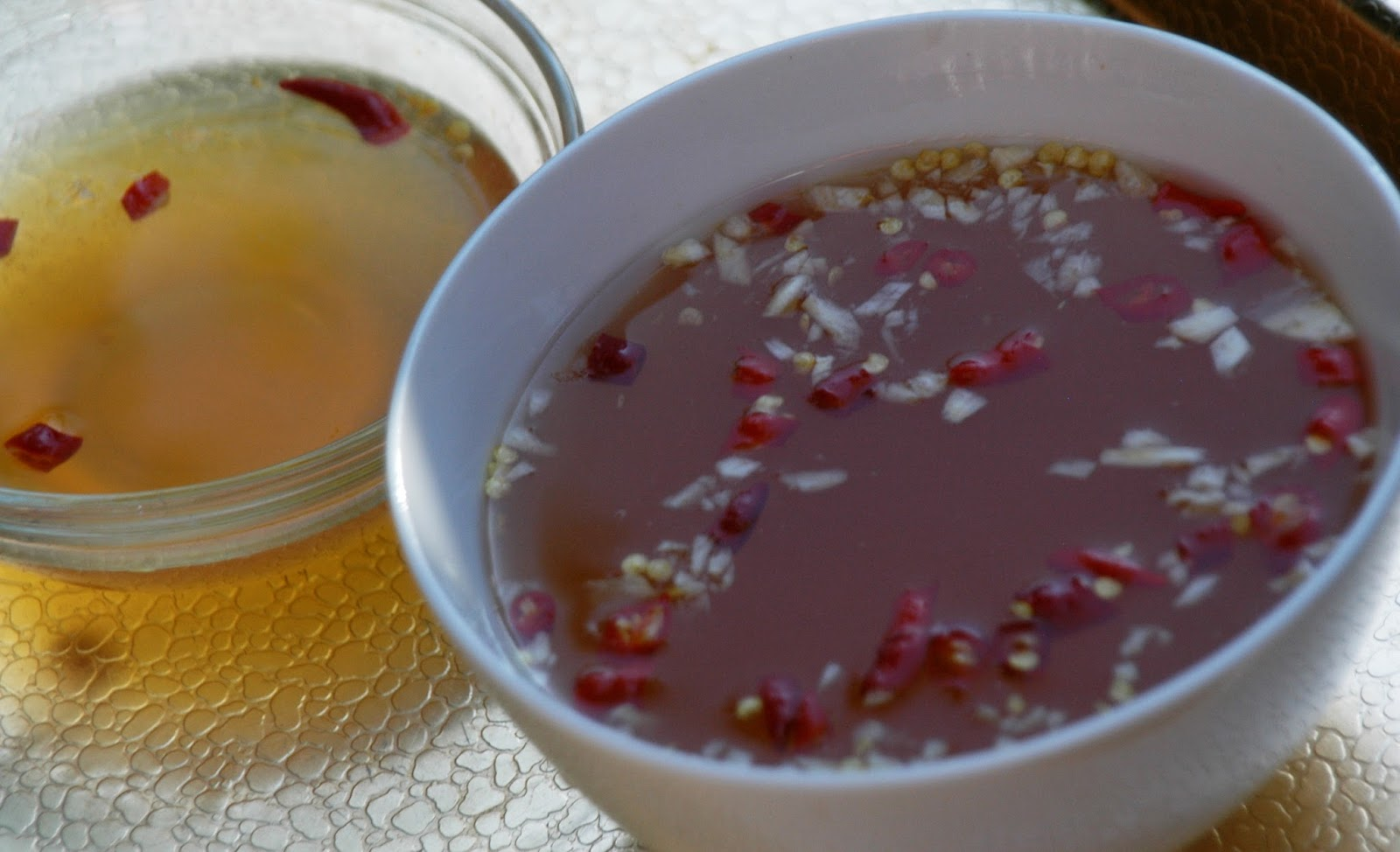 Vi t m life vietnamese american life for Fish sauce ingredients