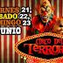 Circo del Terror en Arequipa (21, 22, 23 junio)
