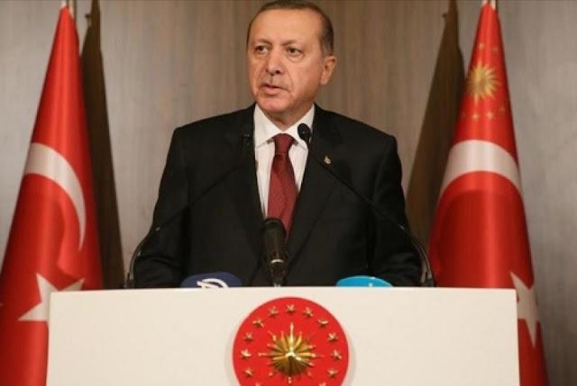 Erdogan Klaim Telah Membunuh 18 Anggota ISIS