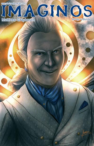 villain character Imaginos