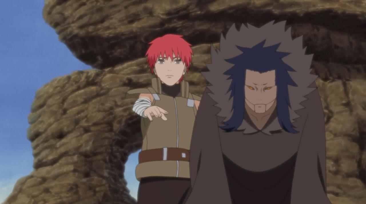 Naruto Storm Revolution Origins of Akatsuki Sasori puppet