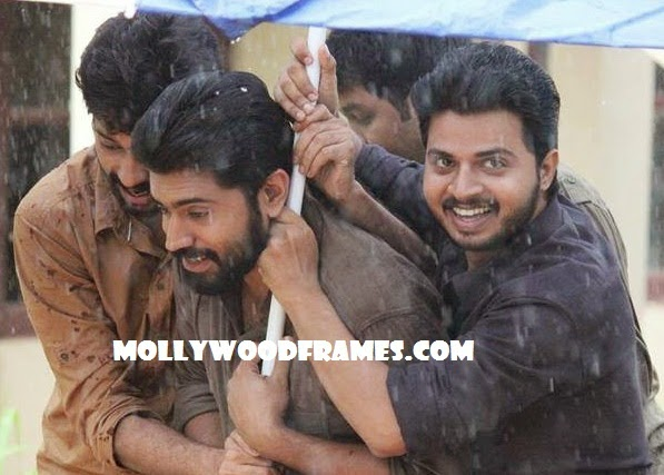 Alphonse Putharen and Nivin Pauly's 'Premam' is in final touch up.