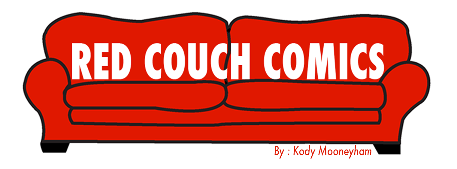 RED COUCH COMICS