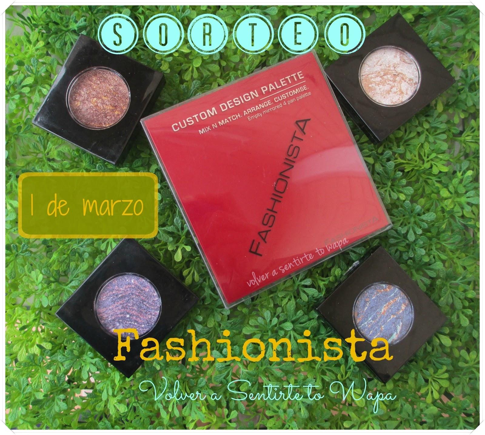 Sorteo Fashionista {Maquillalia} - Volver a Sentirte to Wapa