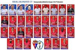 Fotos Plantilla Real Aranjuez 2020/21