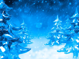 Download besplatne pozadine 1024x768: Božićne jelke