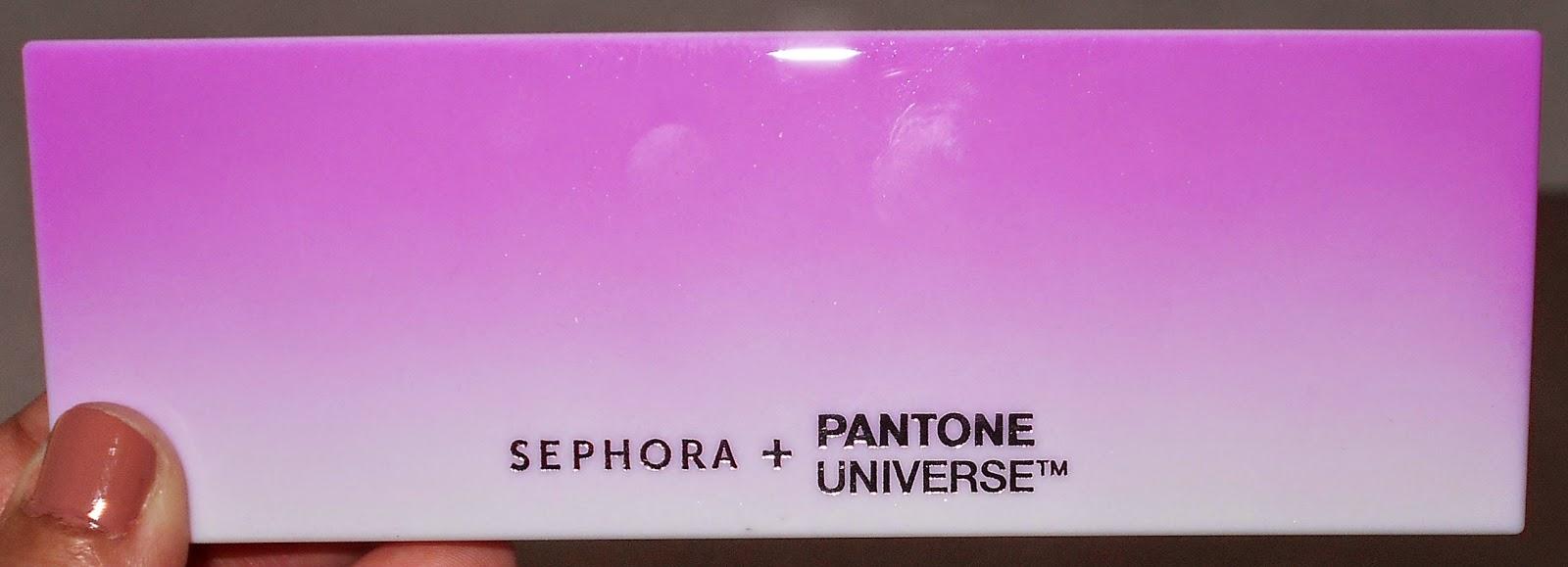 Sephora + Pantone Universe Rush Luster Cheek Sweep