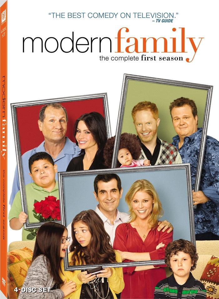 2 modern family season: