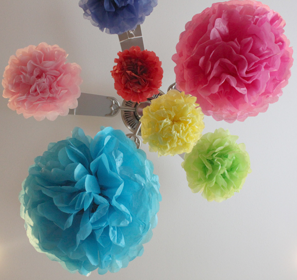 how to make tissue paper balls to hang Make learning fun for less  these hanging tissue balls are a versatile and  the tape to stick the edges together was non existent on some or stuck to the tissue.