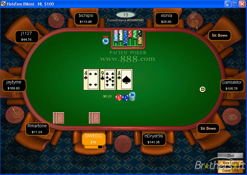 All About Free Poker for kids