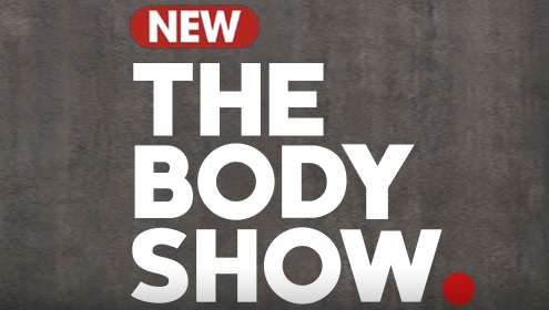 New The Body Show (2015)