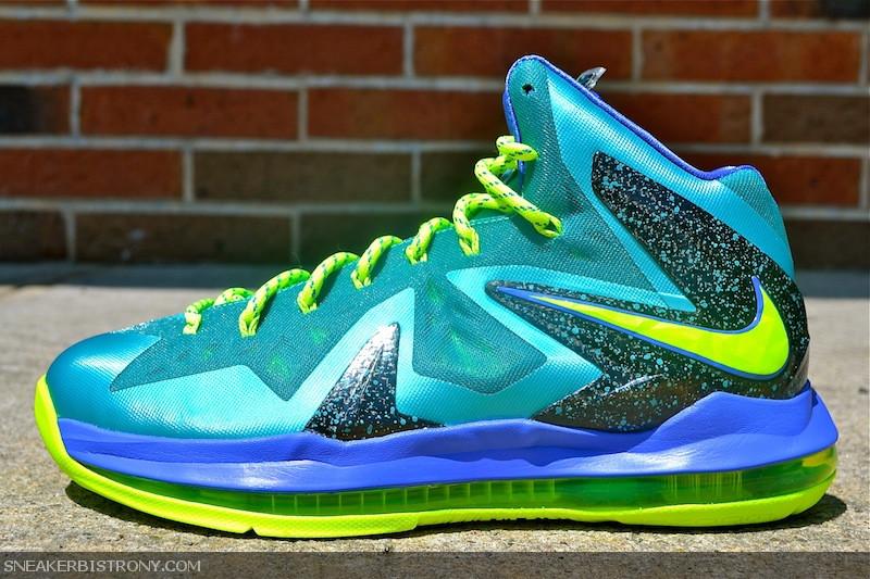 pretty nice 08504 b2ad7 KICKS   Nike LeBron X P.S. Elite