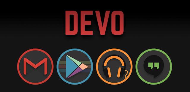 Devo - Icon Pack v4.1.9 Apk Miki