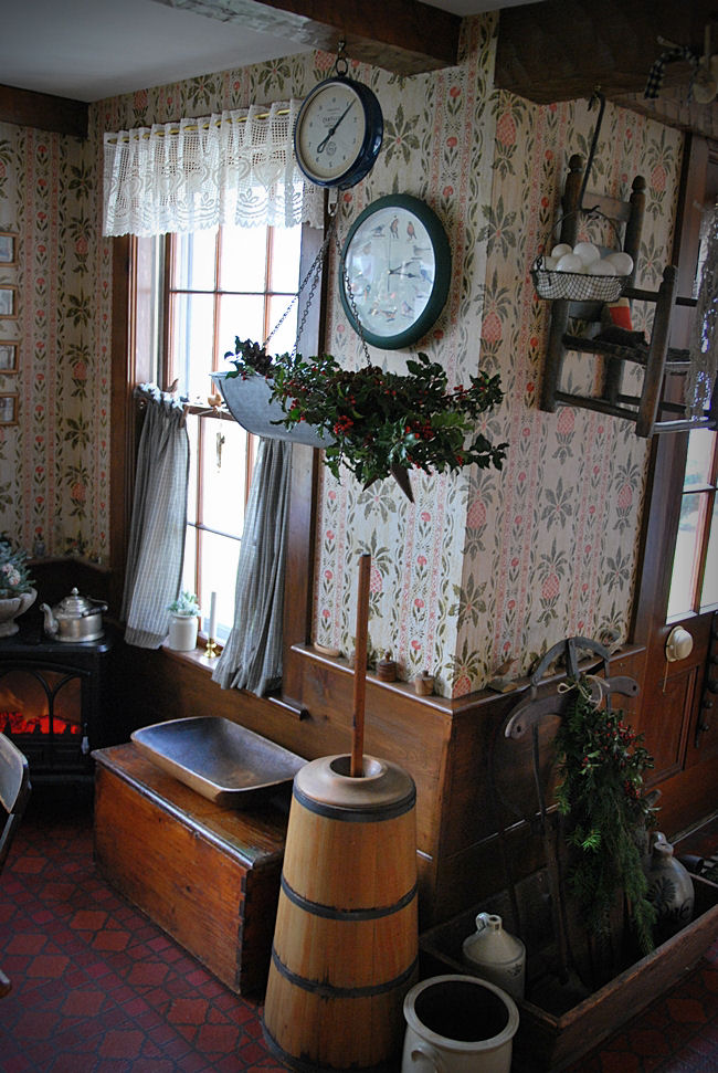 My Primitive Heart Decorating Ideas & more Christmas Around the Farmhous
