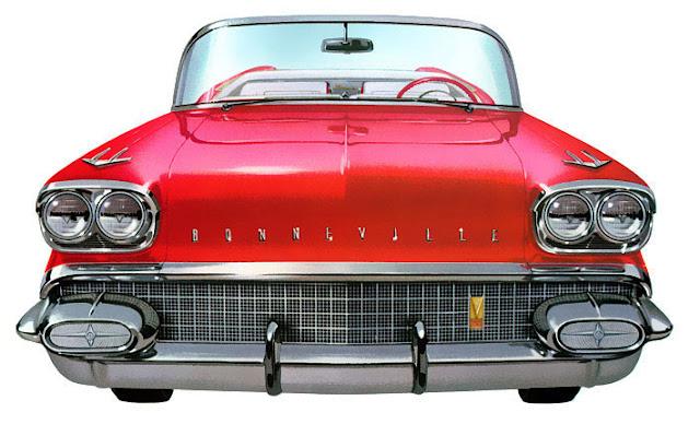 ポンティアック・ボンネビル 初代-2代目 | Pontiac Bonneville (1958-60)
