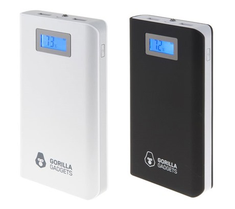 mAh Portable Slim Power Bank Gorilla Gadgets, External Battery Pack, Dual Read Ratings & Reviews · Fast Shipping · Shop Our Huge Selection · Shop Best SellersBrands: Gorilla Gadgets, EC Technology, YESOO, CHUBBY GORILLA and more.