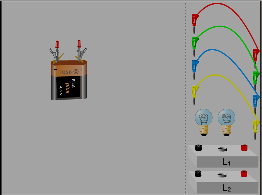 Circuito En Paralelo Ejemplos : Corriente y circuitos eléctricos: circuitos en paralelo