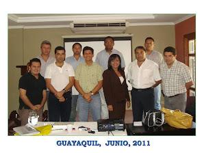 Ecuador, junio, 2011