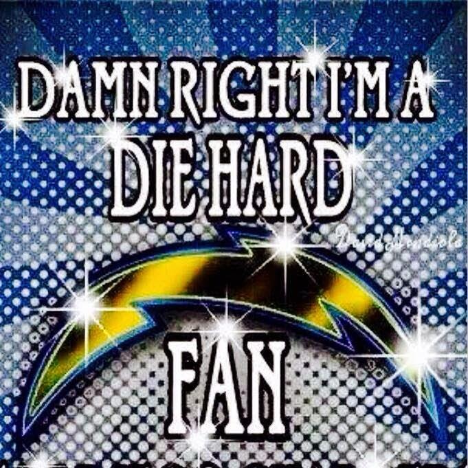 damn right I'm a die hard fan