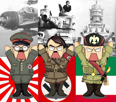 axis powers - ww2 the epic version