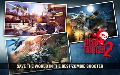 Dead Trigger 2 V.0.06.1 MOD [Armas Ilimitadas] Full APK