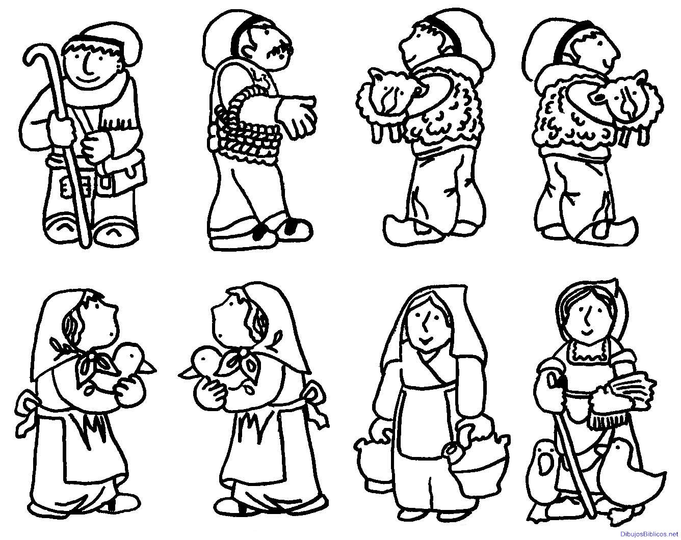 Blog de los nios Dibujos de Navidad para colorear