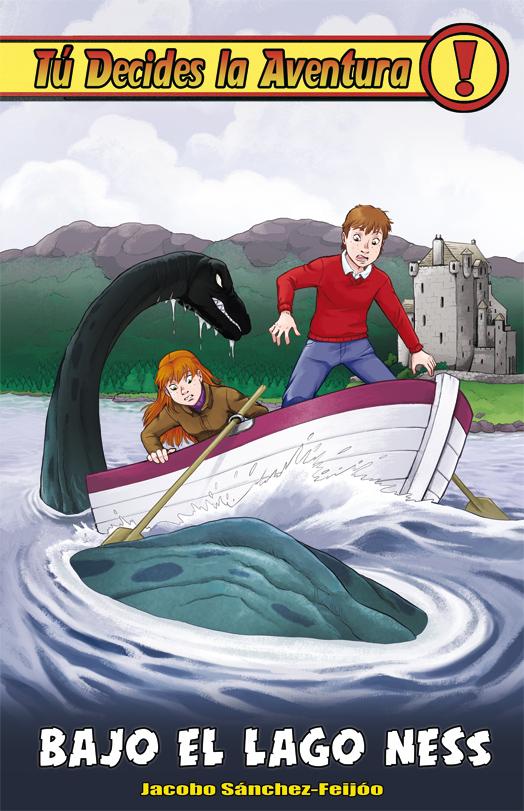 """""""Bajo el Lago Ness"""""""