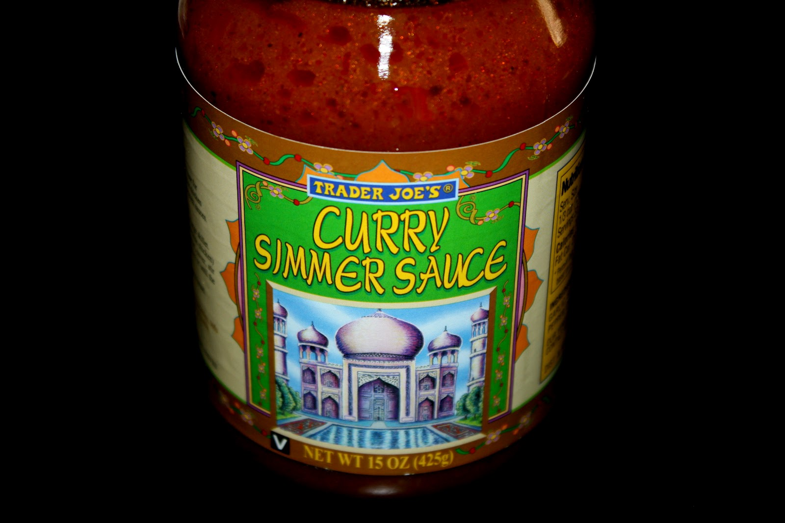 An immovable feast trader joe 39 s indian dinners and a for Trader joe s fish sauce