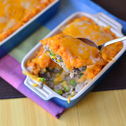 Sweet+Potato+Shepherds+Pie+FG Portable Recipes: Thanksgiving Side Dishes