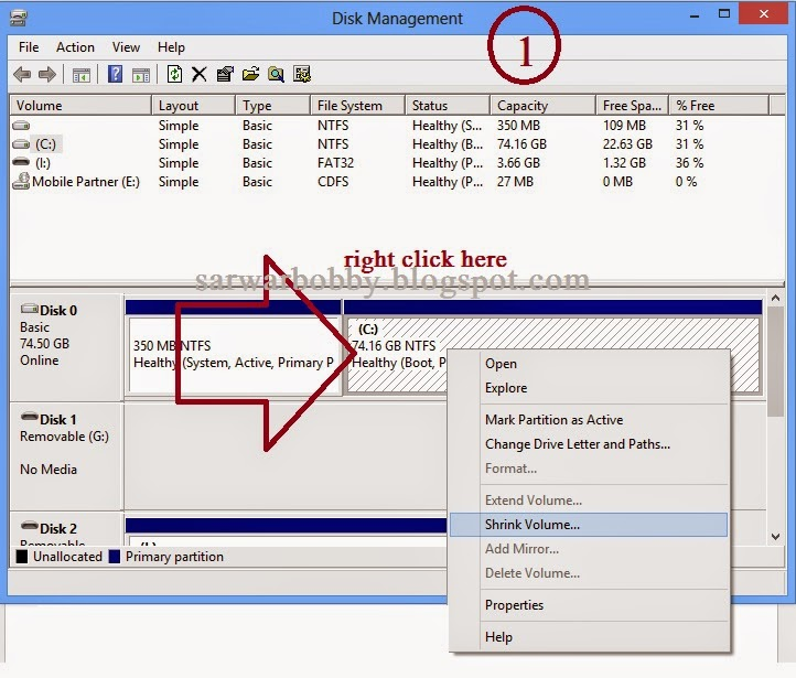 Free Resize Partition In All Windows
