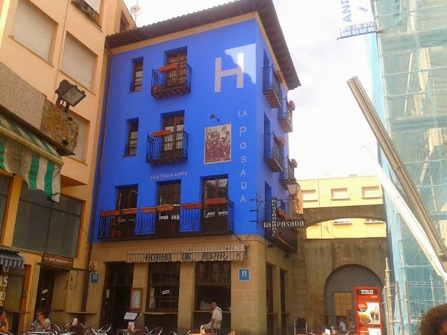 Hostal Restaurante La Posada, Soria, Castilla y León, España