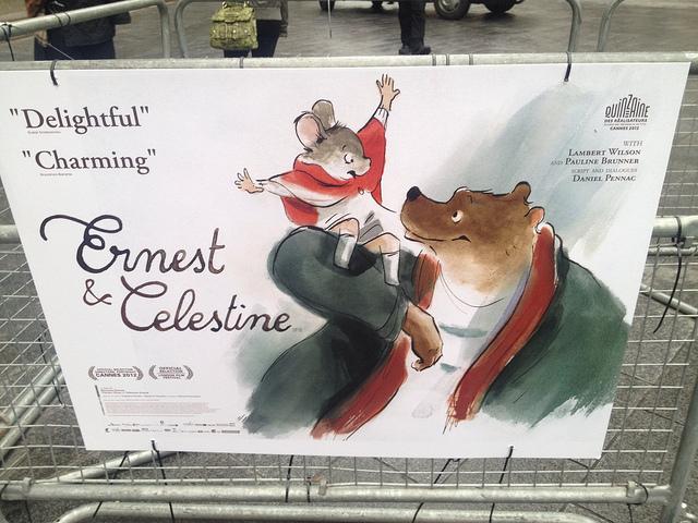 Frases de la película Ernest y Célestine
