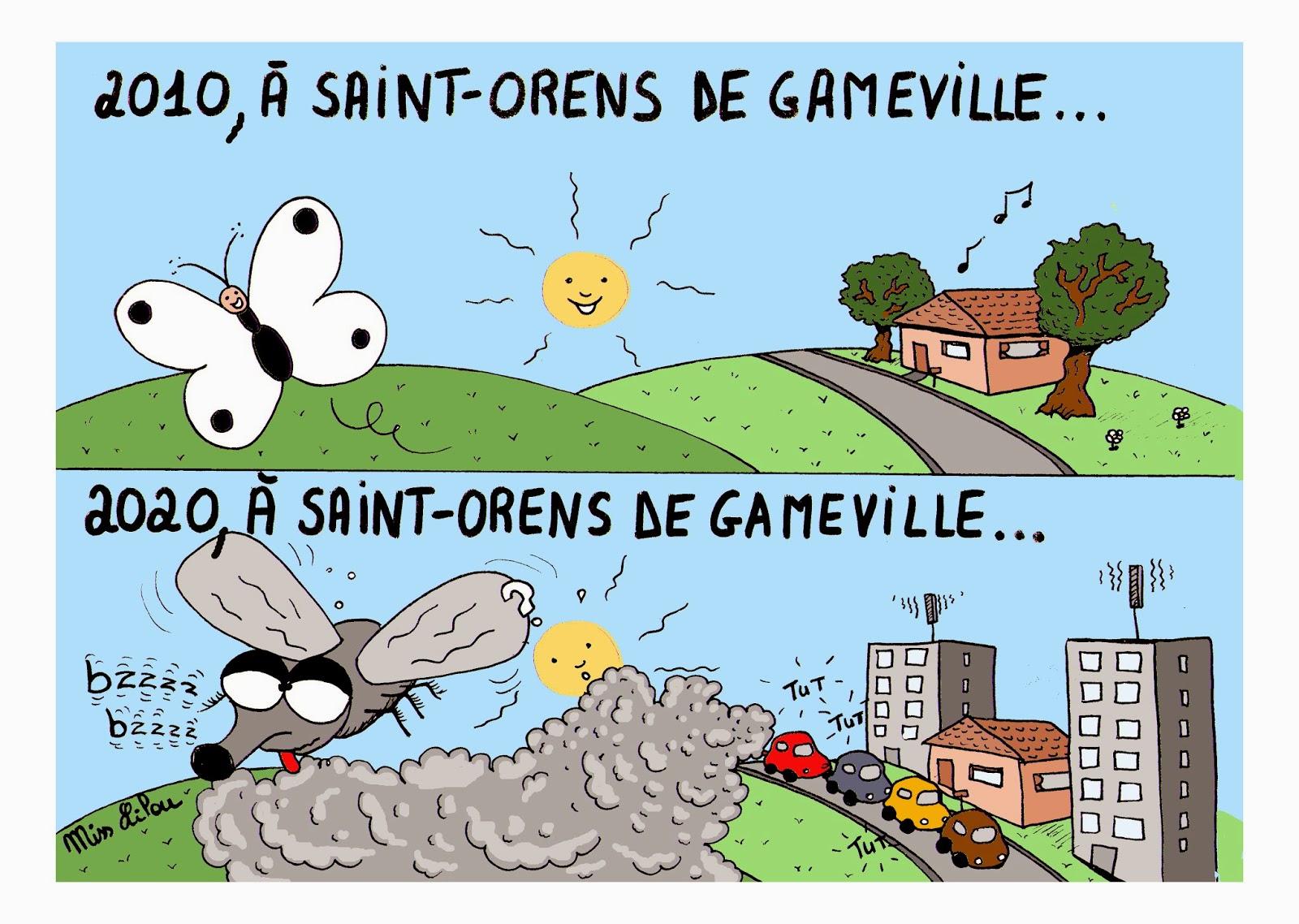 Acturatons il tait une fois saint orens de gameville - Piscine saint orens de gameville ...