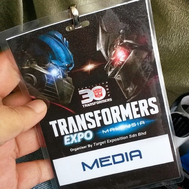 Transformers Expo Di Genting Highlands