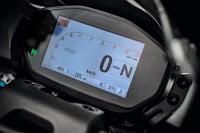 Ducati Monster 1200 R (2016) Instruments
