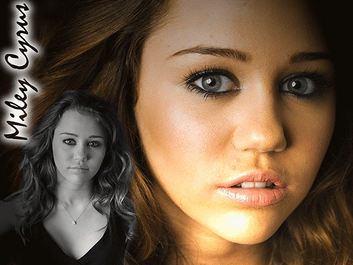 Miley Cyrus Biography and Photos