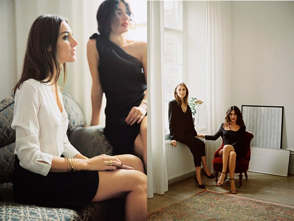 {fashion inspiration | editorial : garance doré for & other stories}
